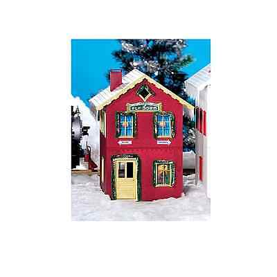 Piko G Scale North Pole Elf Dorm | Ships In 1 Business Day | 62711