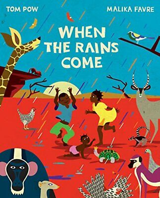 When the Rains Come by Tom Pow Book The Cheap Fast Free Post