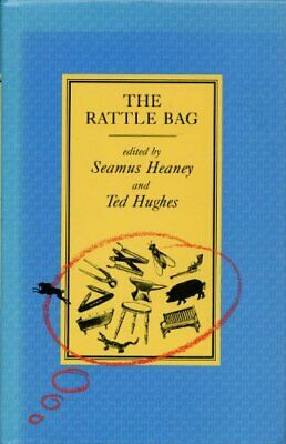 Rattle Bag: An Anthology of Poetry by Heaney, Seamus Hardback Book The Cheap