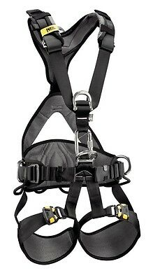 Petzl Avao Bod Fast full body comfortable fall arrest & work positioning harness