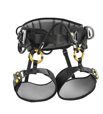 Petzl Sequoia climbing harness for arborists, tree surgeons & forestry workers