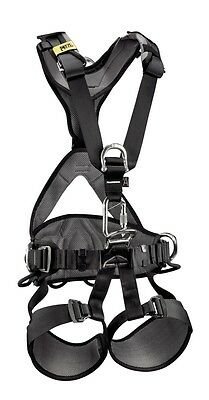 Petzl Avao Bod full body comfortable fall arrest and work positioning harness