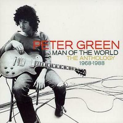 Peter Green : Man of the World: The Anthology 1968-1988 CD (2004)