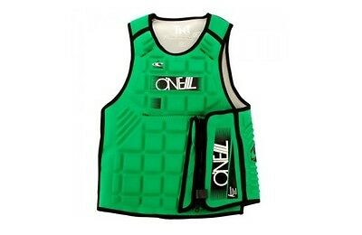 O'neill Tnt Comp Vest - Color: Green - Size: X-Large - New!!!