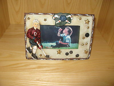 Hockey-Picture Frame