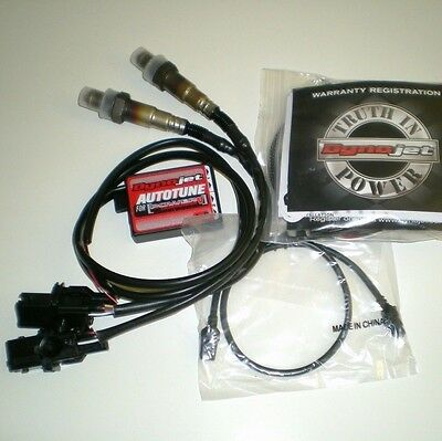Dynojet Power Commander V PC5 PCV Dual Channel Autotune Part/No AT-300