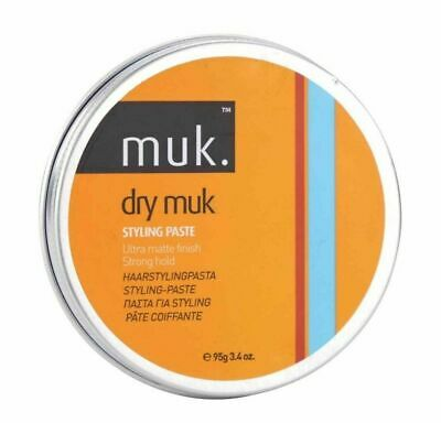 DRY MUK Ultra Matte Styling Paste 95g Genuine AU MukDry Product