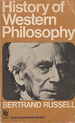 History of Western Philosophy by Russell, Bertrand Paperback Book The Cheap Fast