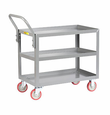 "Little Giant USA 24"" x 41.5"" Welded Utility Cart"