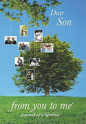 Dear Son, from you to me by Neil Coxon Hardback Book The Cheap Fast Free Post