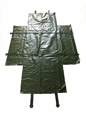 Carry Bag Camo Net Us Military New Waterproof Tarp Shelter Ground Cover Canopy