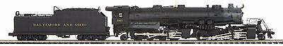 MTH 20-3537-1, Steam Engine 2-8-8-2 Y3, w/ Proto-Sound 3.0, Baltimore & Ohio B&O