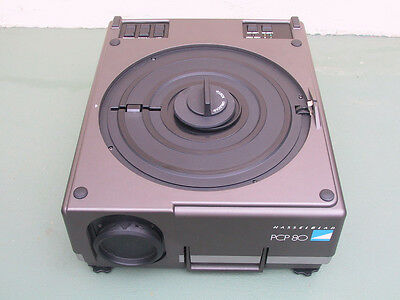 Hasselblad PCP-80 Slide Projector / BODY / 110-220volt / NEAR MINT CONDITION