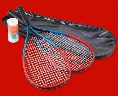 For Sport Fast Ball Set Badminton Badmintonschläger Federbälle Badmintonset