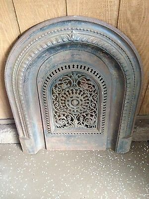 19th Century Antique Fireplace Fender/Door