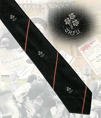 Japan - 1960s International Players RUGBY TIE - 6.5 cm