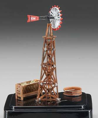 Woodland Scenics BR5043 HO Windmill Structure  Built-&-Ready