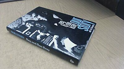 Our Story, Ron Kray Hardback Book The Cheap Fast Free Post