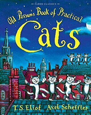 Old Possum's Book of Practical Cats by Eliot, T. S. Paperback Book The Cheap