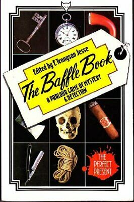 The Baffle Book: A Parlour Game of Mystery and Det... by McKay, Randle Paperback