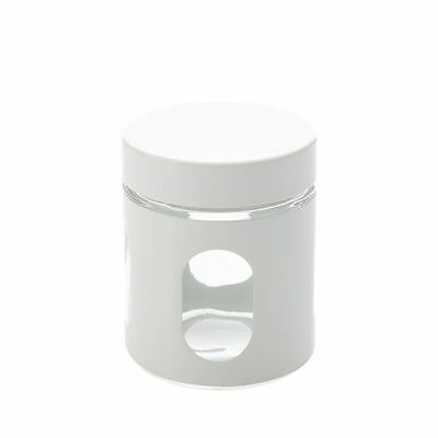 NEW Maxwell & Williams Cosmopolitan Colours Canister 600ml White