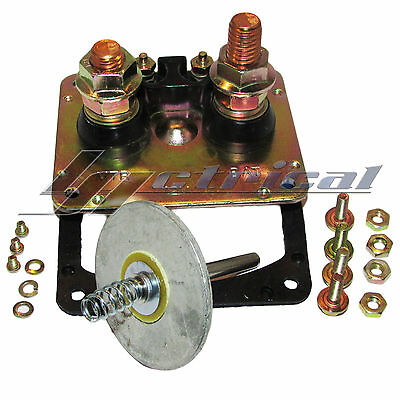 New Starter Solenoid Repair Kit For Alis Chalmers Case Agco Cleaner 1115556