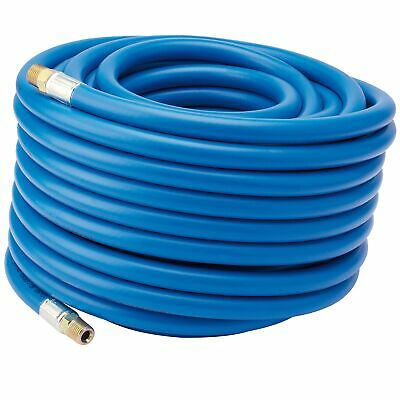 "Draper Tools / Workshop 20m 1/4"" BSP 6mm Bore PVC Air Line Hose - 38298"