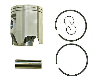 Yamaha DT125R piston kit +0.50 o/s (1988-2007) bore size 56.50mm, DT125X (05/06)