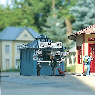 Piko G Scale Fred's Snack Bar Building Kit | Ships In 1 Business Day | 62021