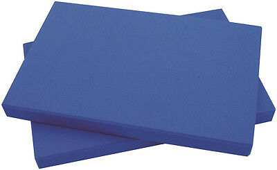 Fitness Mad Exercise/Pilates Trainer Gym/Home Cushion Half Yoga Block -EVA Foam