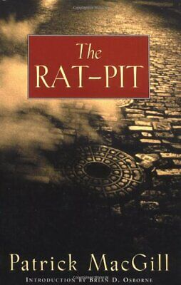 The Rat-pit by MacGill, Patrick Paperback Book The Cheap Fast Free Post