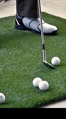 Golf practice mat- extra large - driving , pitching , putting