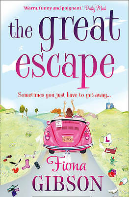 The Great Escape by Fiona Gibson (Paperback, 2012) New Book