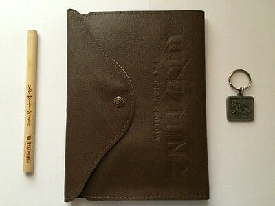 Witcher 2 Limited Collectors Edition PC Notebook, Pencil, Keychain Rare New Wild