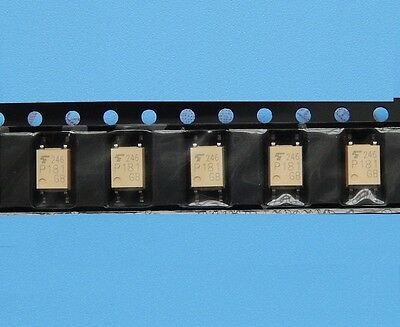10Pcs TLP181-GB TLP181 SOP-4 TOSHIBA Photocoupler NEW