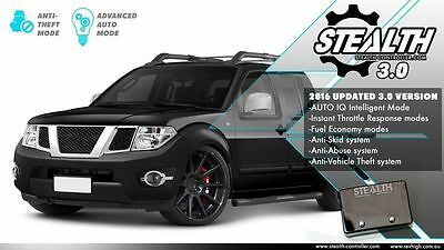 Nissan Navara D22 Stealth 3.0 Controller Tune Turbo Chip Gauge Idrive Throttle