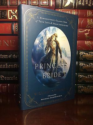 The Princess Bride by William Goldman Beautiful Illustrated Hardcover True Love