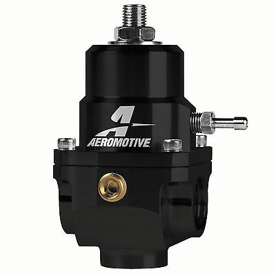 Aeromotive X1 Series 35-75 Psi Adjustable Fuel Pressure Regulator - 13303