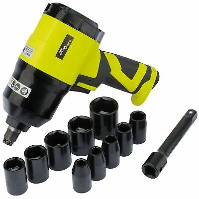 "Draper Storm Force Composite Air Impact Wrench Kit (1/2"" Square Drive) - 83422"