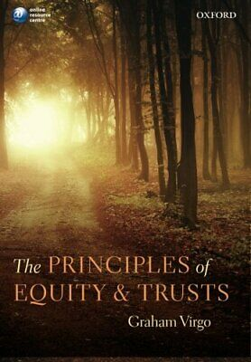 The Principles of Equity and Trusts by Virgo, Graham Book The Cheap Fast Free