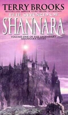 The Sword Of Shannara: The Shannara Chronicles by Brooks, Terry Paperback Book