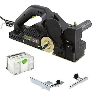 Festool Plane Electric Planer Hl 850 Eb-Plus Incl. Systainer T-Loc 574550