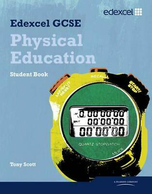 Edexcel GCSE PE Student Book by Scott, Mr Tony Paperback Book The Cheap Fast