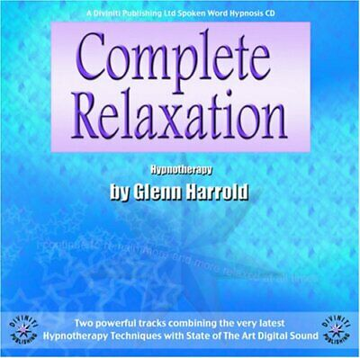 Complete Relaxation (Divinity) by Harrold, Glenn CD-Audio Book The Cheap Fast