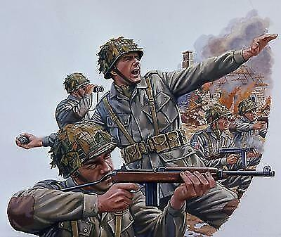 Airfix - A02711 - US Paratroopers NEW
