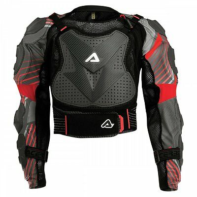 Acerbis Adults Scudo CE 2.0 Motocross Enduro MX Body Armour Pressure Suit