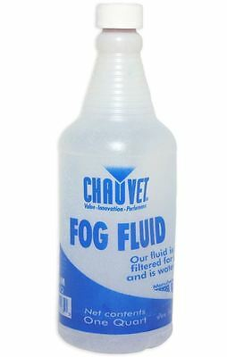 NEW Chauvet DJ FJQ QUART OF FOG SMOKE JUICE FLUID FJ-Q