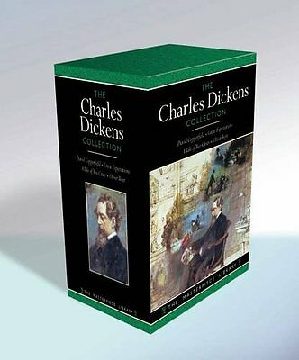 The Dickens Collection, Charles Dickens Hardback Book The Cheap Fast Free Post