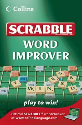 Collins Scrabble Word Improver by Collins Dictionaries Paperback Book The Cheap