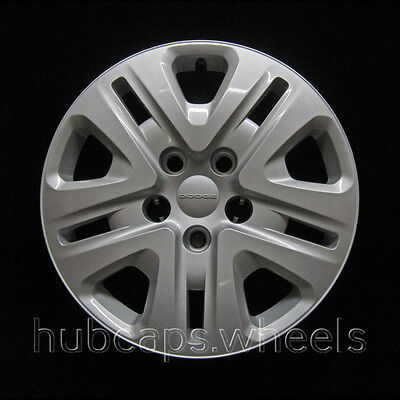 "NEW OEM 2017 DODGE JOURNEY 17/"" HUBCAPS 4 7252"